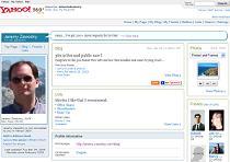 जेरेमी का याहू 360 डिग्रीज़ ब्लॉग